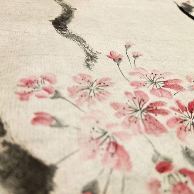 【sojun58】さんのInstagramをピンしています。 《百道会・碧の会 合同書展  池袋オレンジギャラリー 東京都豊島区西池袋1-9-11-103  平成29年2月16日(木)~19日(日) 午前11時~午後7時 初日は午後1時より 最終日は午後4時まで  桜と木蓮描きました。それぞれ種田山頭火と与謝野晶子の詩が入っています。頑張ったので是非見に来て下さい! #書 #南画 #桜 #種田山頭火  #cherryblossoms #pink #santokataneda》