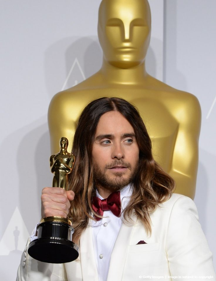 Jared Leto - 86th Annual Academy Awards 2014