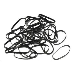 "Rosallini 40 Pcs Black Ponytail Hair Rubber Bands w Clear Case by Rosallini. $3.48. Color : Black;Case Size : 7.2 x 8.1 x 1.6cm/ 2.8"" x 3.2"" x 0.6"" (L*W*T). Package Content : 40 Pcs x Hair Rubber Band. Weight : 24g. Product Name : Hair Rubber Band;Main Material : Rubber. Band Size (each) : 3.8 x 0.2cm/ 1.5"" x 0.08"" (L*W). Black Hair Rubber Band for ladies and girls making ponytails or other hairstyle. Including at least 40 pcs small rubber band in this pack. Come with a T s..."