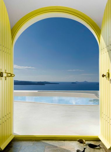 Santorini, Greece Architect's house The best choice for your holidays in Greece,