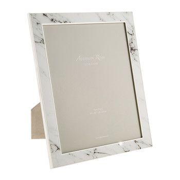 Addison Ross - White Marble Photo Frame