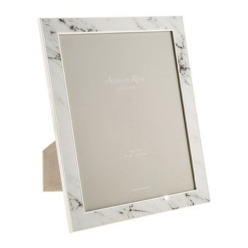 Addison Ross - White Marble Photo Frame