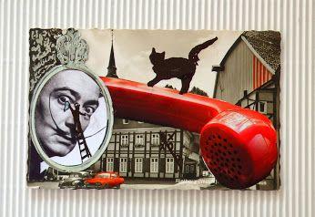 """""""Monsieur Dali calling"""" Max Rabbit - Google+"""