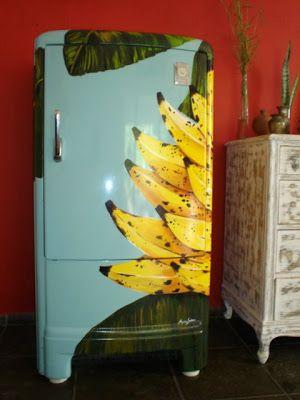 Argina Seixas: geladeira personalizada Mais