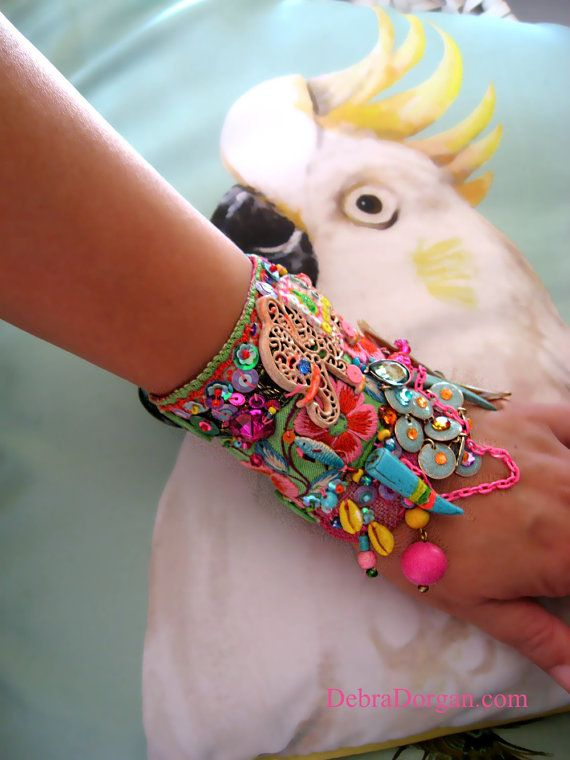 SALE 75 Off. Elephant Monsoon Gypsy Bracelet by AllThingsPretty
