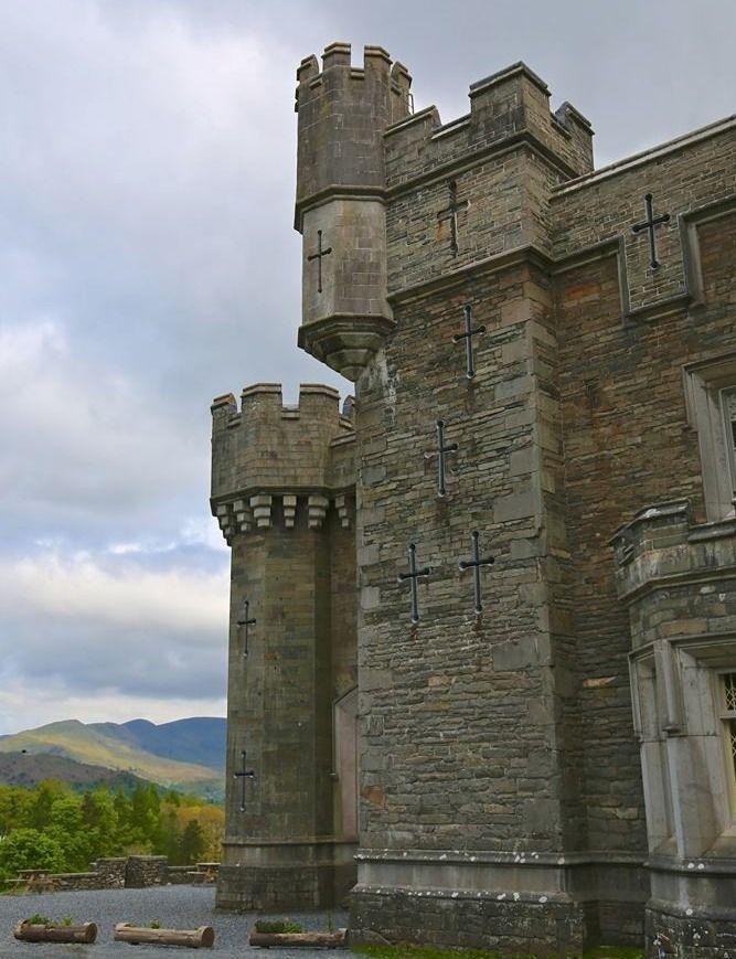 Wray Castle, Cumbria, England
