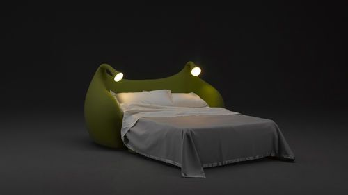 Power Napping Bed From Napshell For Your Luxury Home | Bed Design, Funky  Furniture And Modern