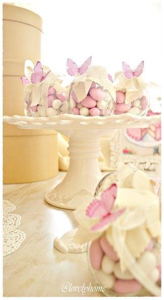 Bella Fiore Decoração de Eventos: Inspiração de Borboletas