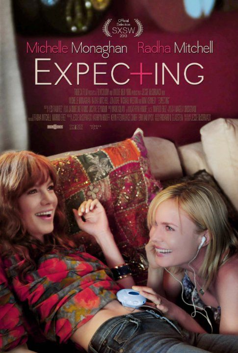 Radha Mitchell and Michelle Monaghan in Expecting (2013)