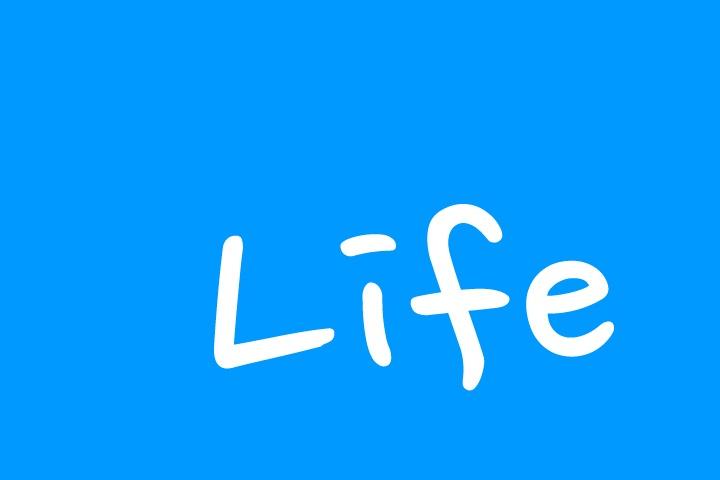 Life 커버