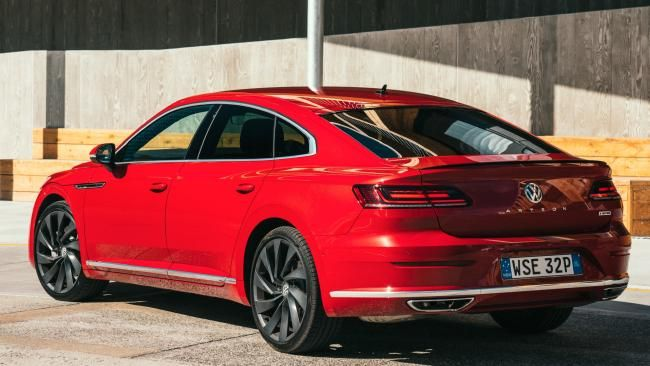 Volkswagen has never done much, or much good, with prestige cars. The upscale Passat CC became better when Volkswagen realised it need three seats across the back for Australia, not just a pair of luxury armchairs. But the Phaeton — a personal dream of VW Group chief Ferdinand Piech — was a glo...
