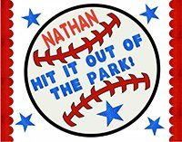 Make a Baseball Fan Poster | Sports Poster | Baseball Cheer Poster Ideas
