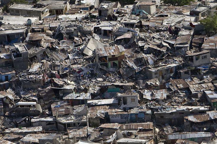 Haiti earthquake damage - Earthquake safety – Travel guide at Wikivoyage