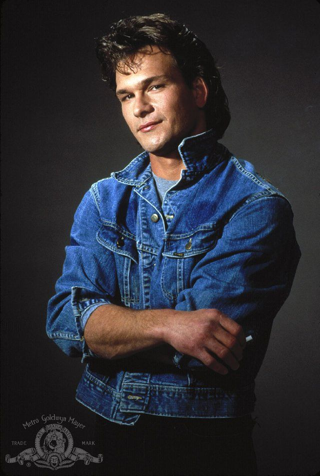 Patrick Swayze A Life In Pictures: Patrick Swayze