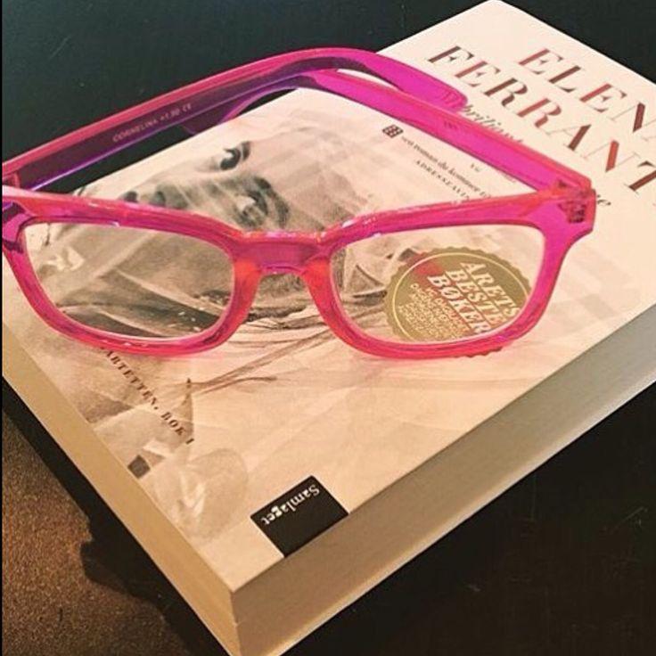 Thorberg Readingglasses, pink lesebriller , lager omgående levering. Kr 299.-