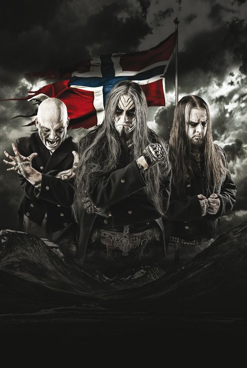 No doubt about this band, because they're get along with me my whole life: Dimmu Borgir