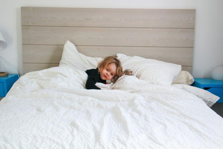 tete de lit en latte de parquet chambre pinterest. Black Bedroom Furniture Sets. Home Design Ideas