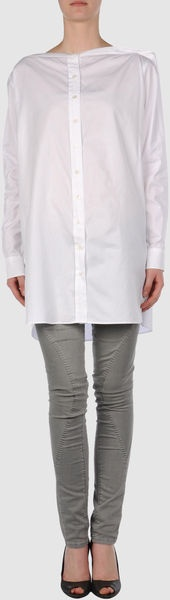 Dries Van Noten - Long Sleeve Shirts: Long Sleeve Shirts
