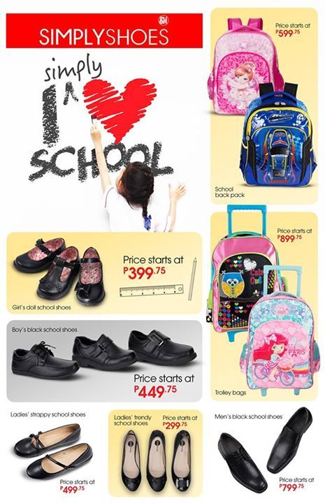 It's not too late to get that back to school shoes and bags. Visit Simply Shoes and get great shoes at affordable prices. #backtoschool #SimplyShoes #affordableshoes #hotshoes #forsale #ilike #shoeslover #like4lik #shoes #niceshoes #sportshoes #hotshoes