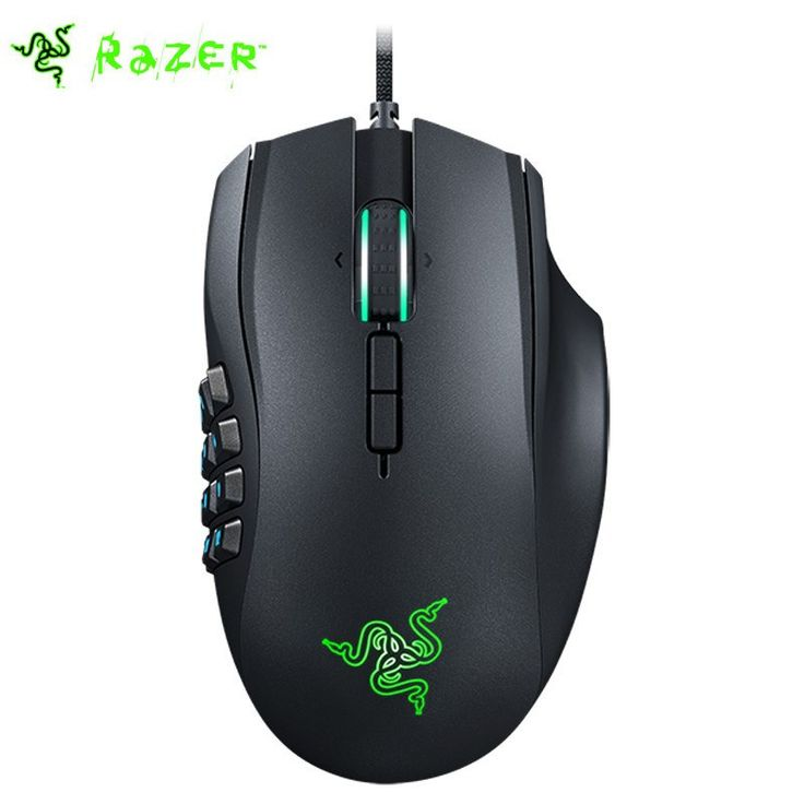 Razer Naga Chroma Gaming Mouse 16000dpi 5G Laser Sensor  #Now #Easy #Simple #Quick #Console #Games #Fast  #Accessories #Game #Computer #Gamer #Gaming #Awesome #Gadget #New