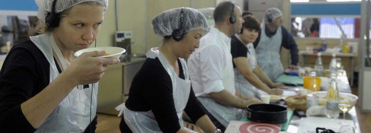 Scuola di Cucina al Salone del Gusto