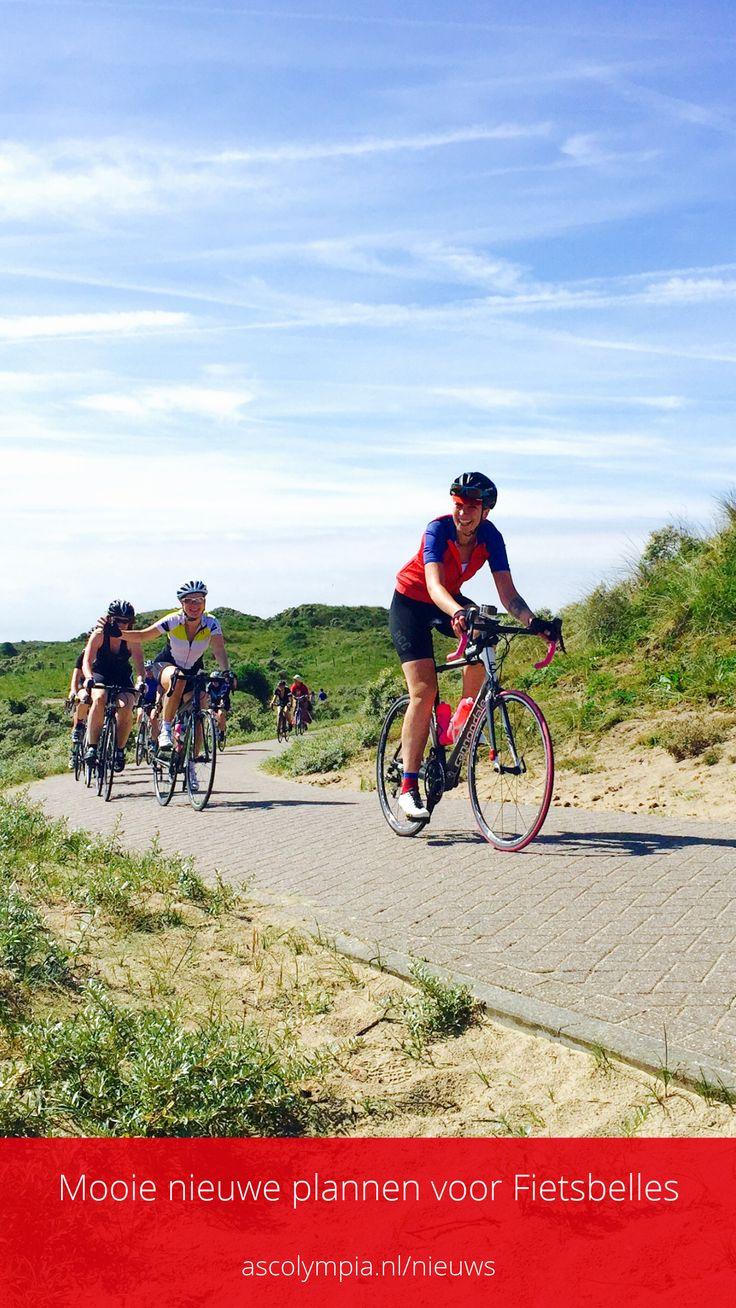 Fietsbelles - onze dames-divisie - heeft mooie plannen voor 2017. Daarmee wordt vrouwenwielrennen in Amsterdam en omgeving nog toegankelijker.
