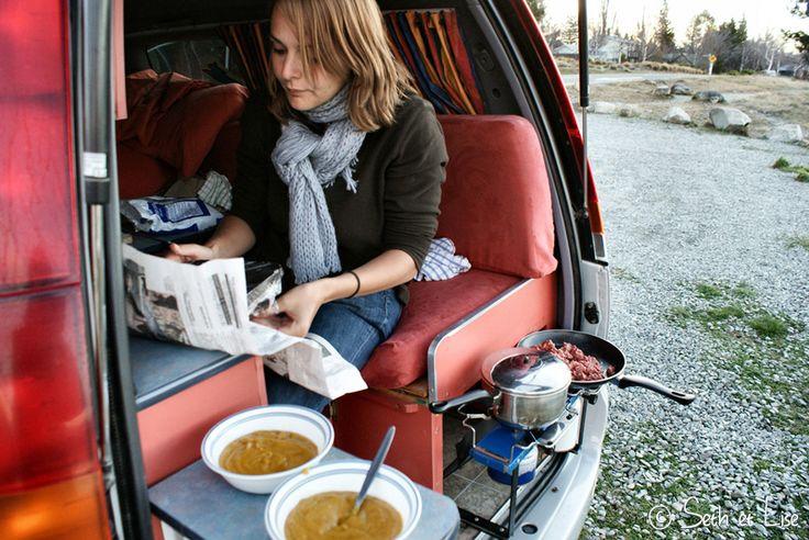 blog voyage conseil road trip aventure roadtrip voiture van repas routard