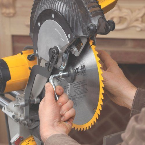 #airtoolsdepot DEWALT DWS780 12-Inch Double Bevel Sliding Compound Miter Saw from Dewalt: airtoolsdepot are delighted to present the…