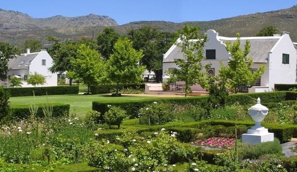 Steenberg Hotel: A clutch of meticulously restored 17th-century Cape Dutch buildings make up this hotel.