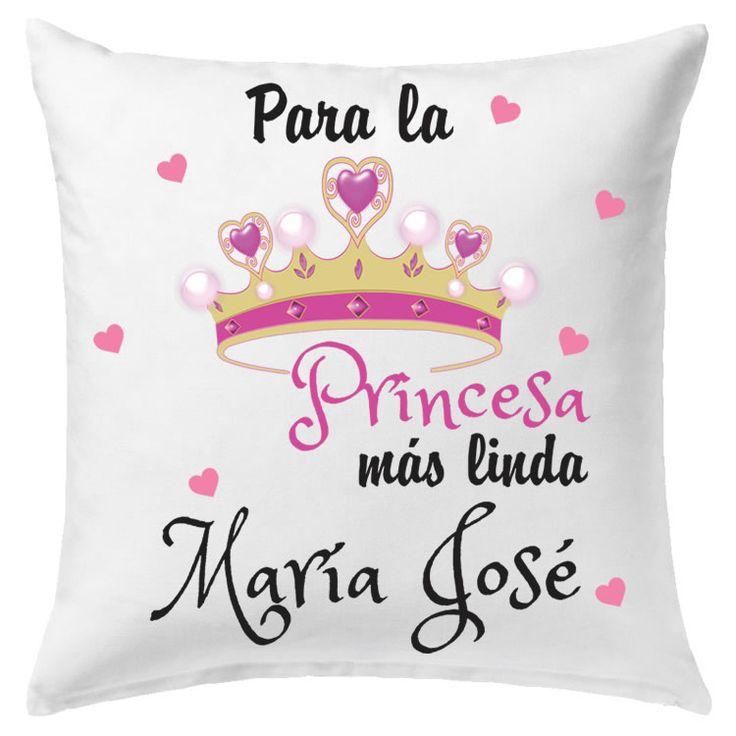 Cojin Princesa