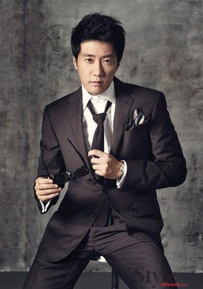 Kim Myung Min como Anthony Kim enThe King of Dramas