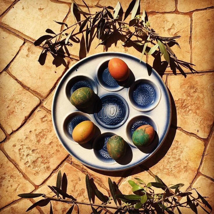 "133 Likes, 4 Comments - Julia Wollner / ""Lente"" (@lente_by_julia_wollner) on Instagram: ""Happy Pesach, happy Easter! :) #pesach #pesach2017 #easter #ᴇᴀsᴛᴇʀᴇɢɢs #colors #spring #israel…"""