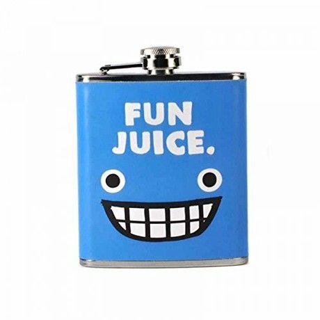 Jolly Awesome Hip Flask - Fun Juice