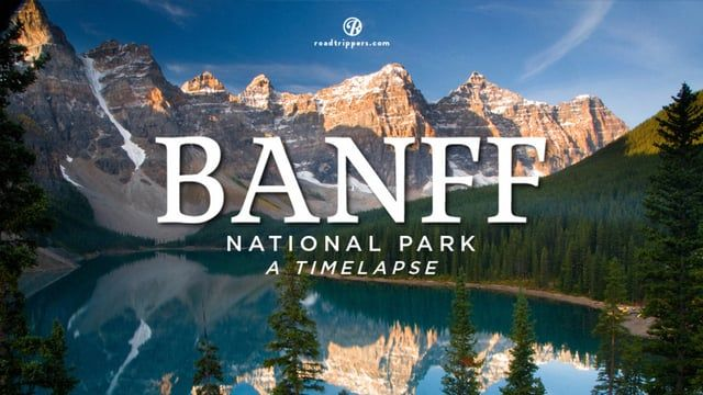 https://roadtrippers.com/places/banff-national-park-banff-2/62310 Take a trip with us to Canada's oldest National Park filled with glacial lakes, northern lights, mountainous terrain and gorgeous canyons!    Turn the Volume up, HD on and enjoy the experience of Banff National Park!! *if you are capable of watching in a higher resolution than 1080p choose original as this film was finished in 4k*  The mountains in Banff National Park are beyond spectacular and warrant anyone to visit h...