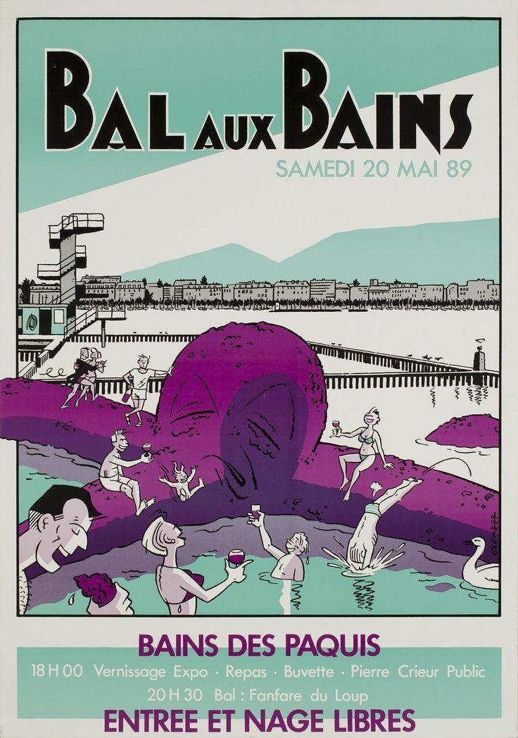 Bal aux Bains, Samedi 20 mai 1989, Bains des Pâquis