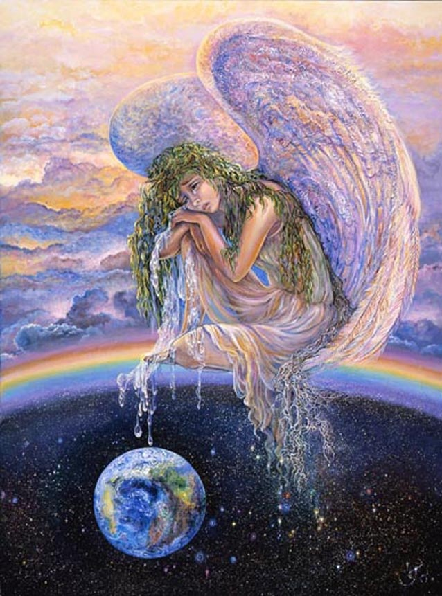 Weep For the World • Josephine Wall