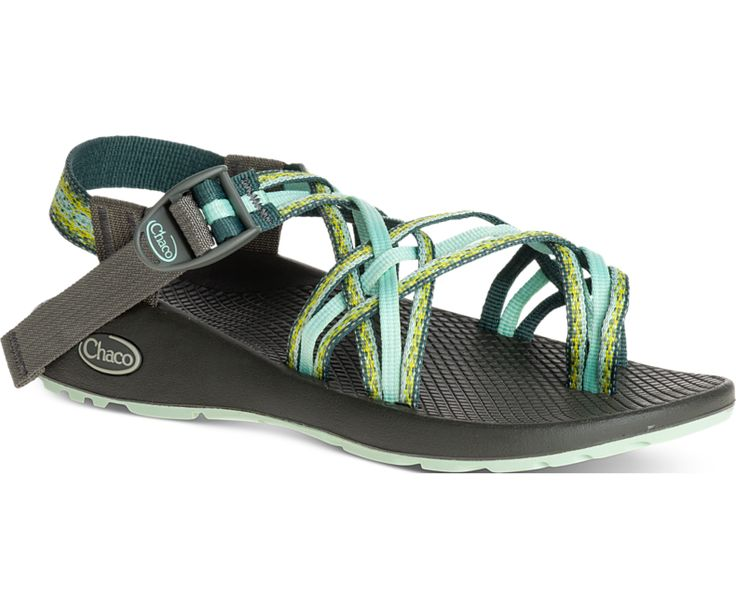 39 New Chaco Classic Toe Loop Sandal Trail Hiking River Beach Women 7 Green  Exodus - Then He said Do not come near here; remove your sandals from your  feet ...