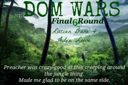 Final Round of the Dom Wars series who will win the ultimate Dom? Will Lucian be able to save himself and Tara? What about Steve, Preacher and Becca? Only one way to find out http://www.amazon.com/dp/B00MOLZCQ0 $2.99