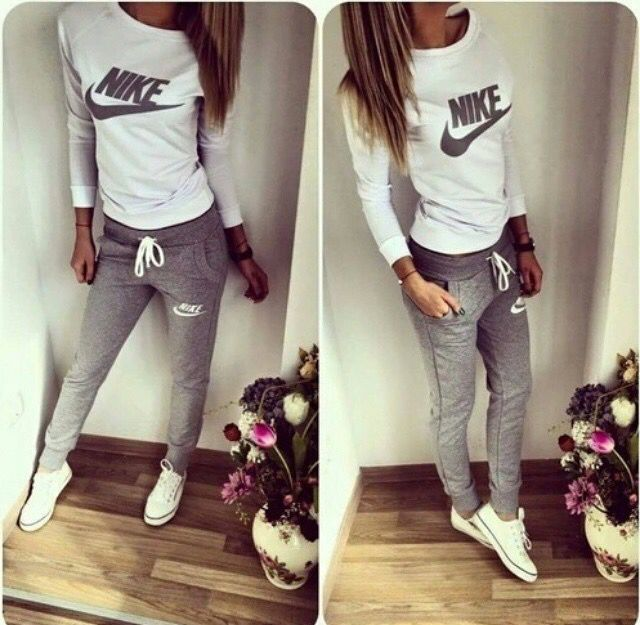 Teen Fashion Inezwoolfolk Passion For Fashion By Inez Woolfolk Xoxo My Work Out Closet Pinterest Nike Shoes Nike And Nike Outfits