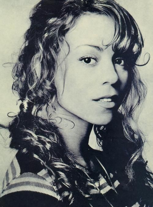 Vintage Mariah... Before all the pink fluff and diamonds... 90's style, those first 2 albums are classic!! I get in my moods for it for sure!
