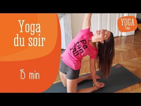 Yoga : posture du chat – Marjariasana - YouTube