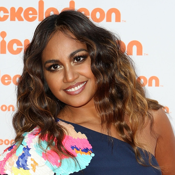 amazing almost 70s like waves  and colour on Jessica Mauboy