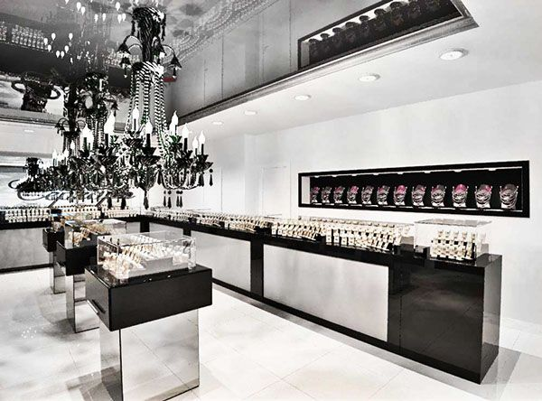Jewelry Store Interior Design On Interior Design Served