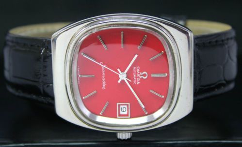 1973s Vintage OMEGA Seamaster Automatic Cal. 1022 Day Date Mens Watch Uhr Montre | eBay