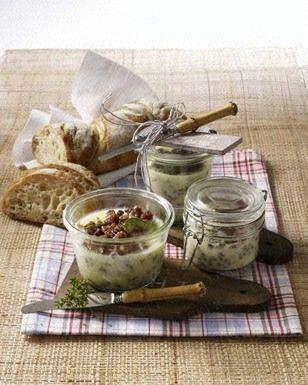 Das Rezept für Würziges Mett-Rillett mit Schmalz und weitere kostenlose Rezepte auf LECKER.de