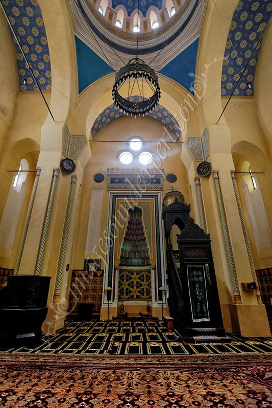 geamia kral camisi constanta interior  Camis kral mosque interior steady, Camis kral Moscheinnenraum stetigen, Camis kral mosquée intérieur stable,