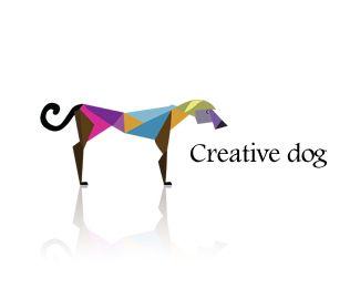 """""""Creative Dog"""" Logo"""