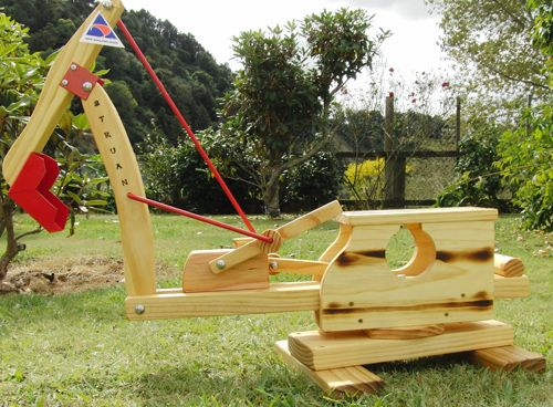 Awesome sandpit digger from Straun