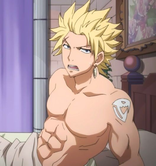 Sting Eucliffe from Fairy Tail