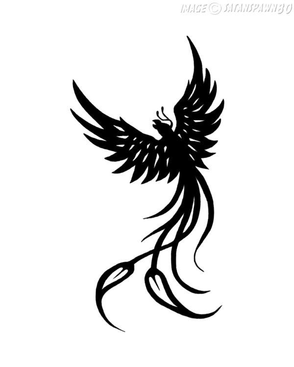Phoenix Tattoo by satanspawn80.deviantart.com on @deviantART